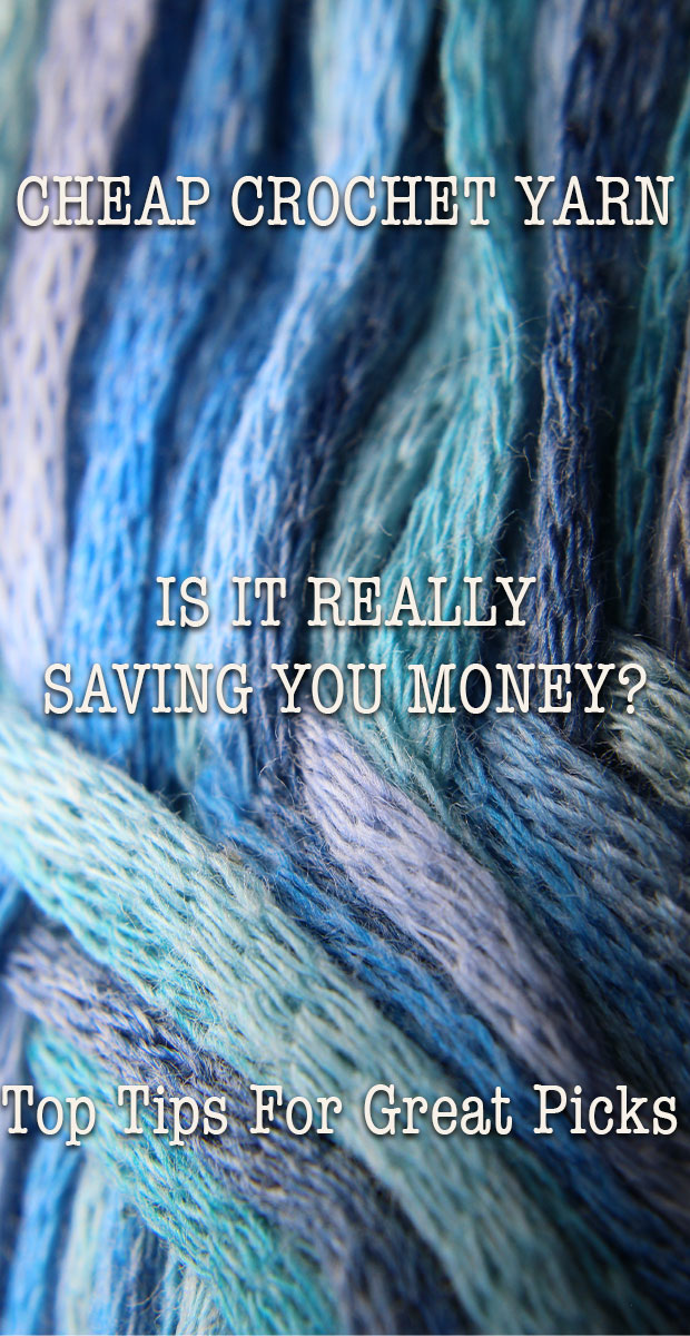 Is Buying Cheap Yarn a False Economy?