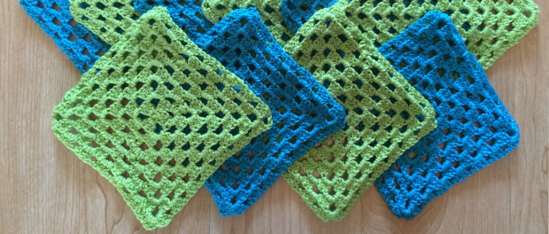 How To Crochet A Simple Granny Square Blanket Lucy Kate Crochet