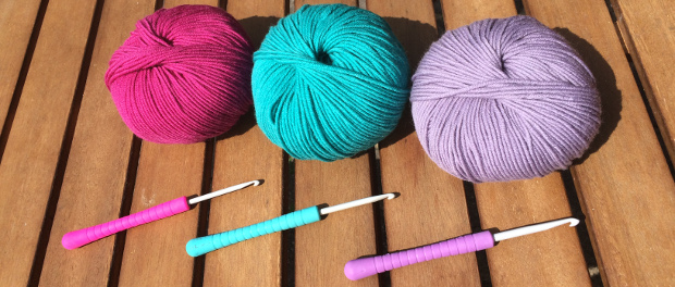 10 Tips for a Stress Free Crochet Session