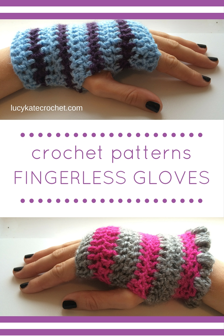 How to crochet fingerless gloves in this article i am going to share with you five simple but stunning crochet fingerless gloves patterns for gorgeous cosy hand warmers bankloansurffo Choice Image