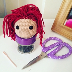 free crochet doll pattern