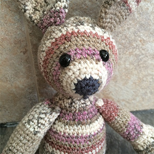 Crochet Bunny Pattern - Crochet your own cute bunny rabbit toy