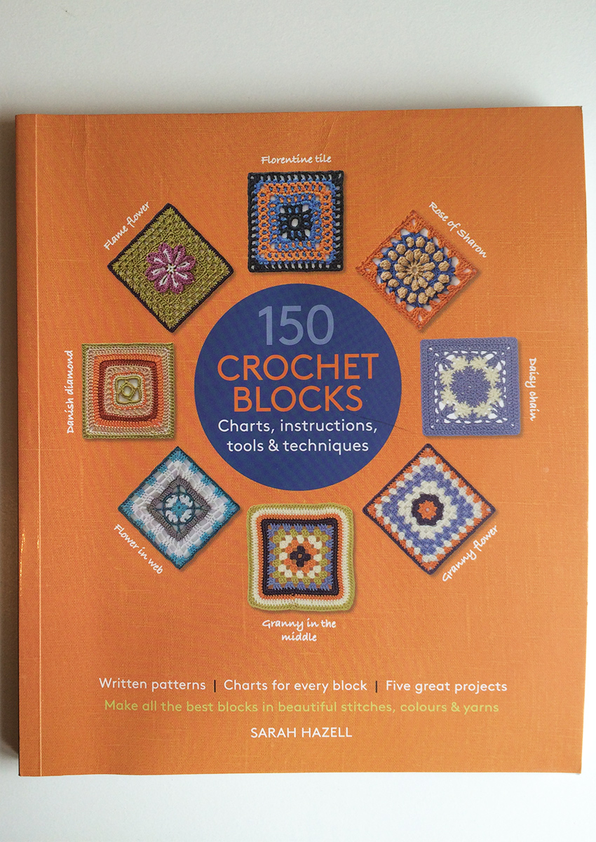 Crochet books are ideal gifts for crocheters