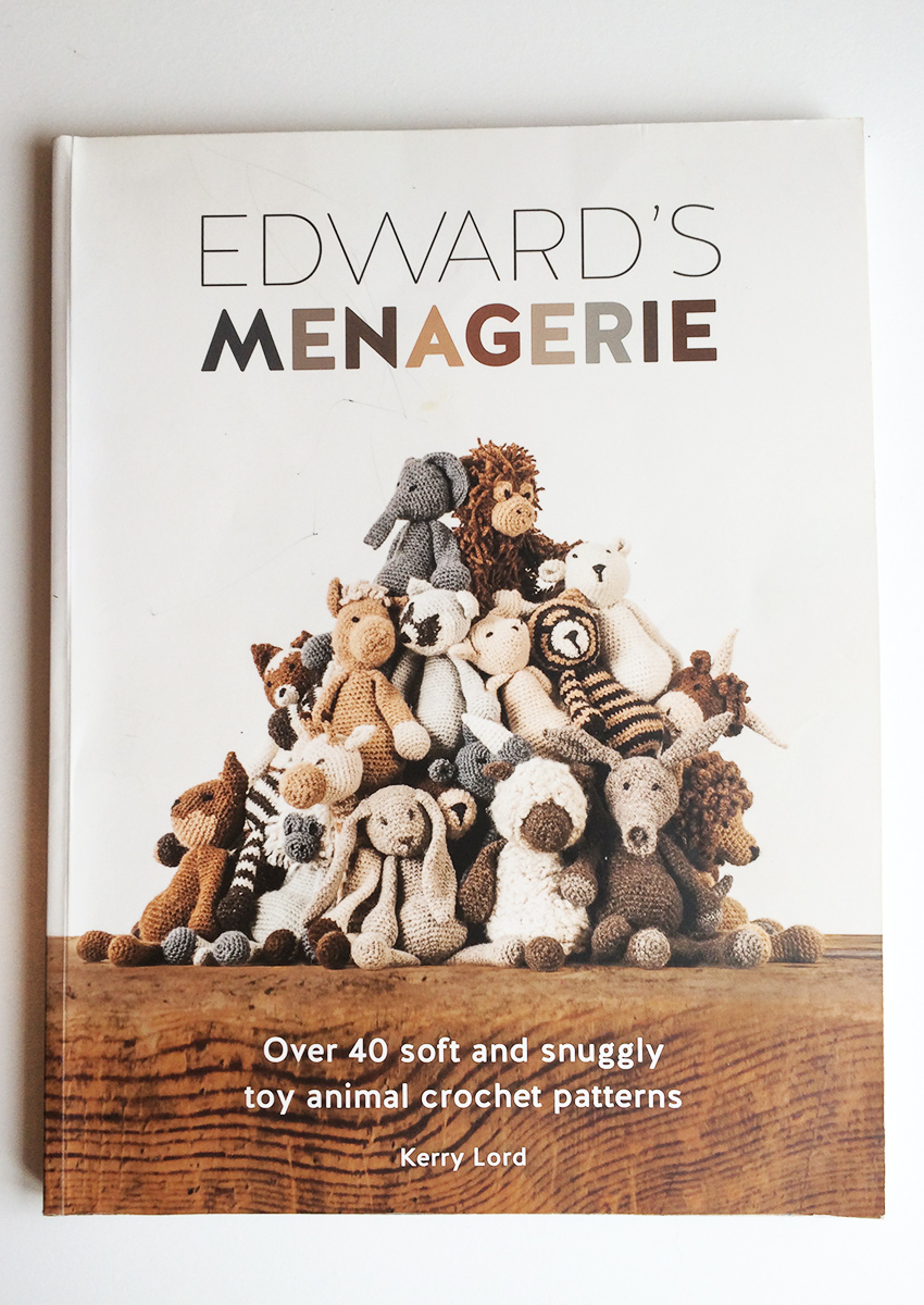 Edward's Menagerie - Best Crochet Book