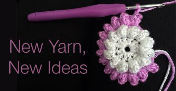 New Yarn: New Crochet Projects