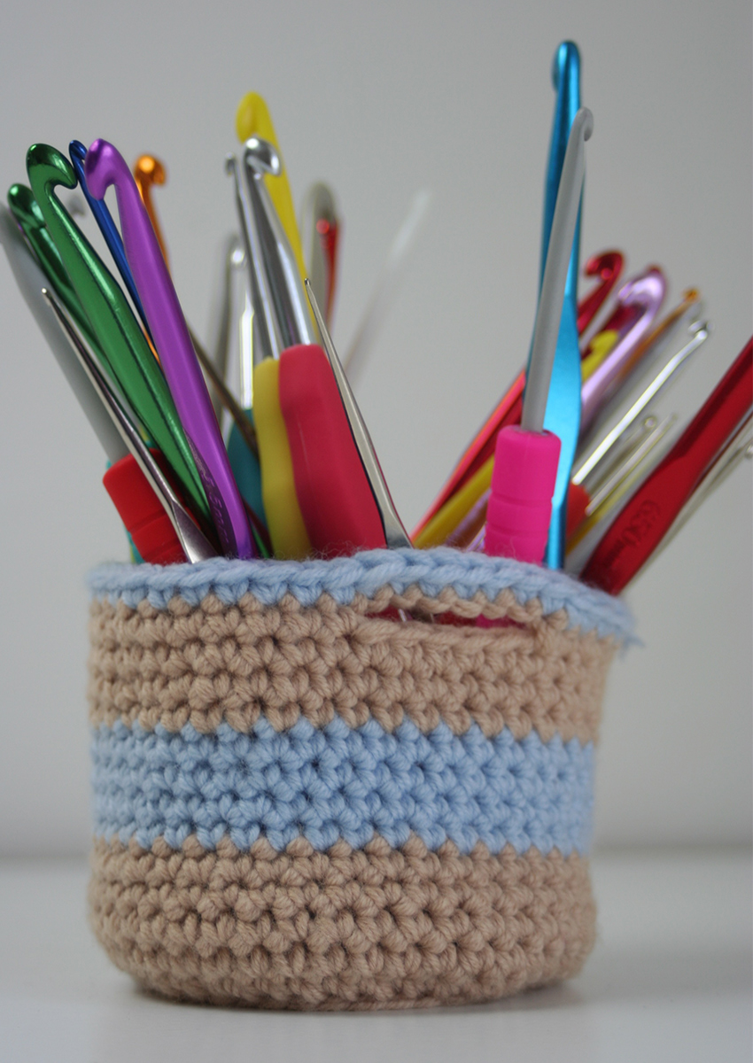 Crochet hooks make great gifts for crocheters