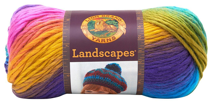 Best Lion Brand Yarn makes a lovely gift for crocheters