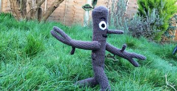 Free Crochet Stick Man Pattern